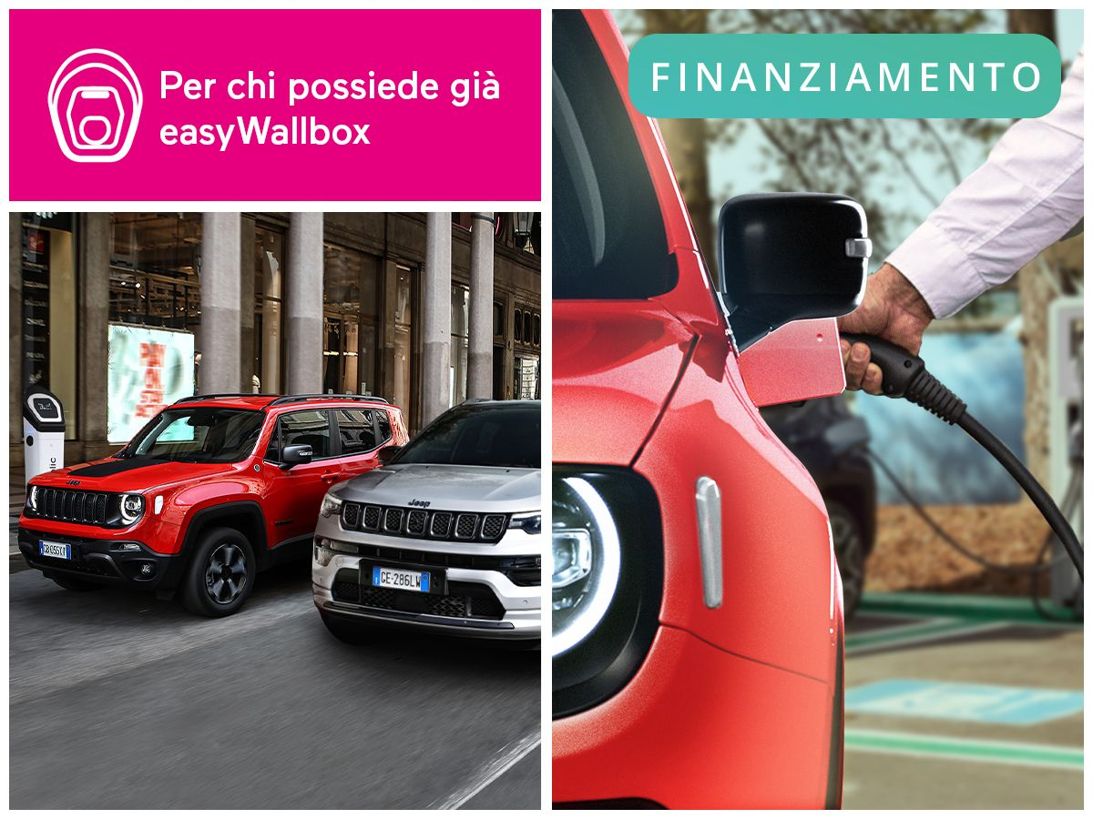 Jeep BASIC Charge & Control